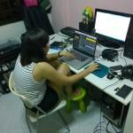 Amy editing